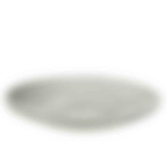 Broste Copenhagen Nordic Sand Large Stoneware Dinner Plate