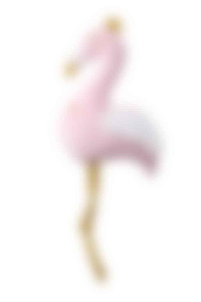 wigiwama Flamingo Toy Cushion