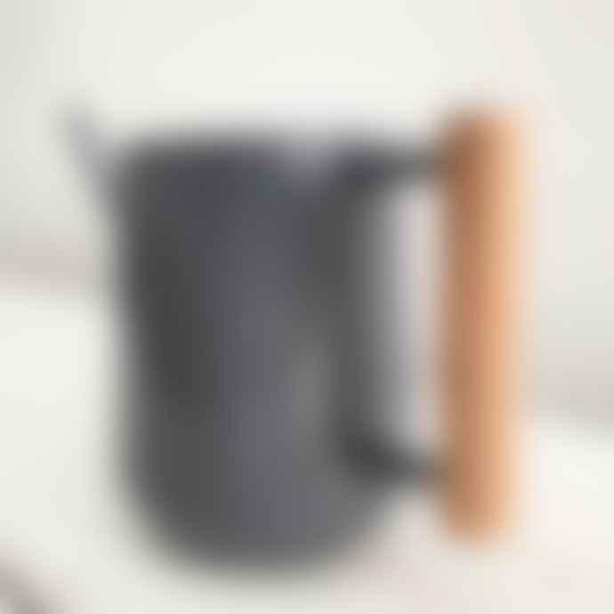 Burgon & Ball Charcoal Indoor Watering Can