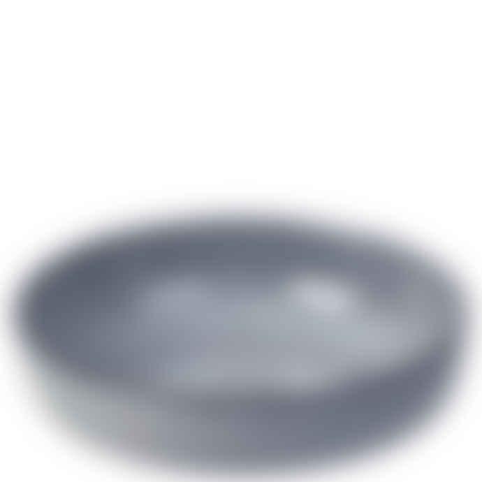Broste Copenhagen Nordic Sea Small Stoneware Pasta Bowl