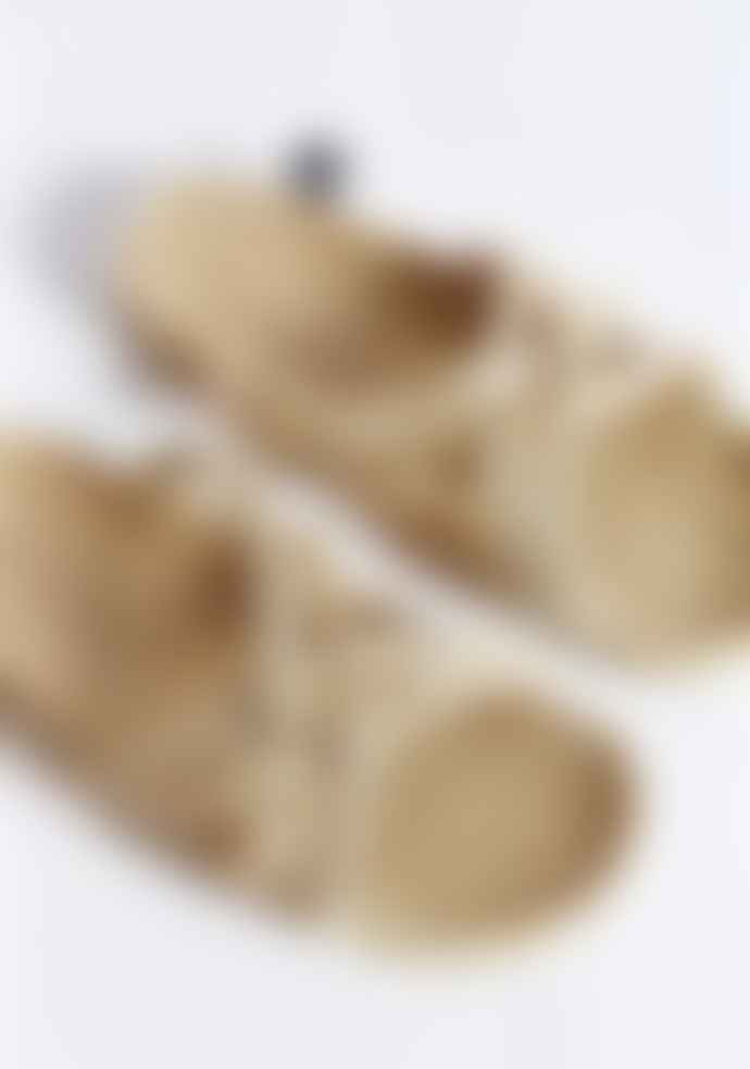 Nomadic State of Mind Rope Slippers Camel