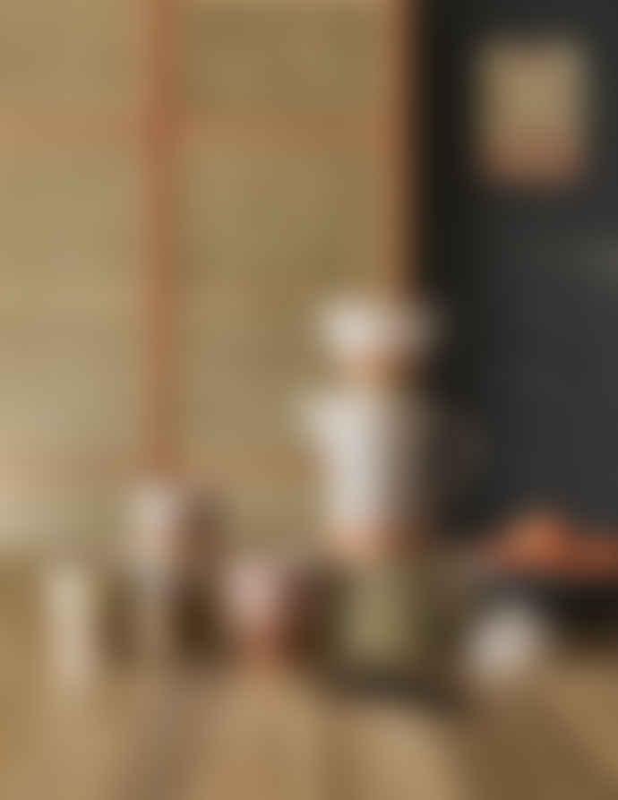 HKliving Set of 4 70s New Collection Ceramic Mug