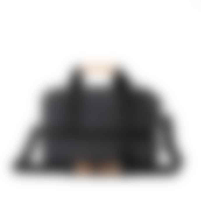 Qwstion Office Bag Washed Black