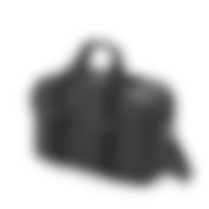 Qwstion Weekender Organic Jet Black Bag