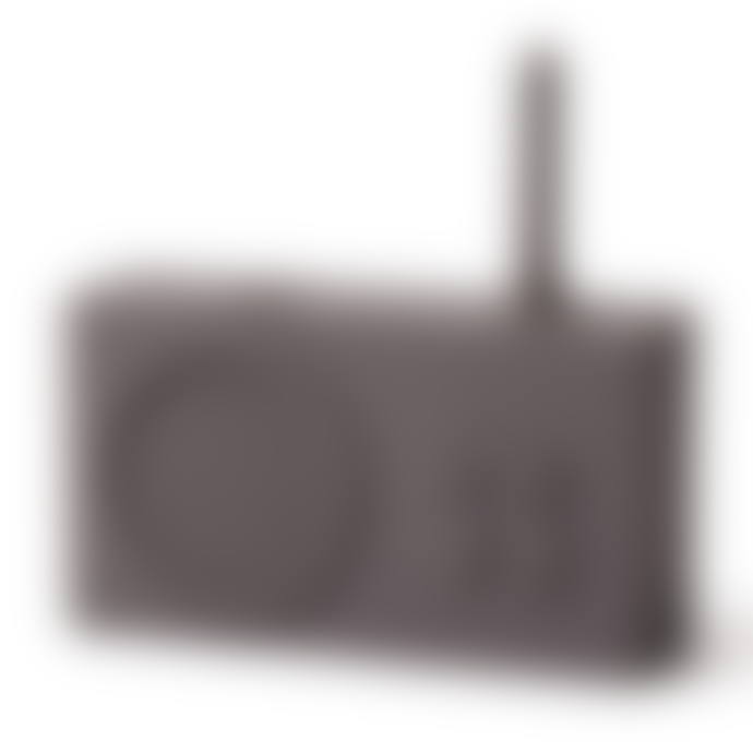 Lexon Tykho FM Radio and 3W Bluetooth Speaker