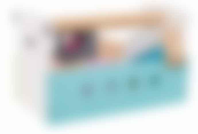 Jabadabadoo Multicolor Tool Box