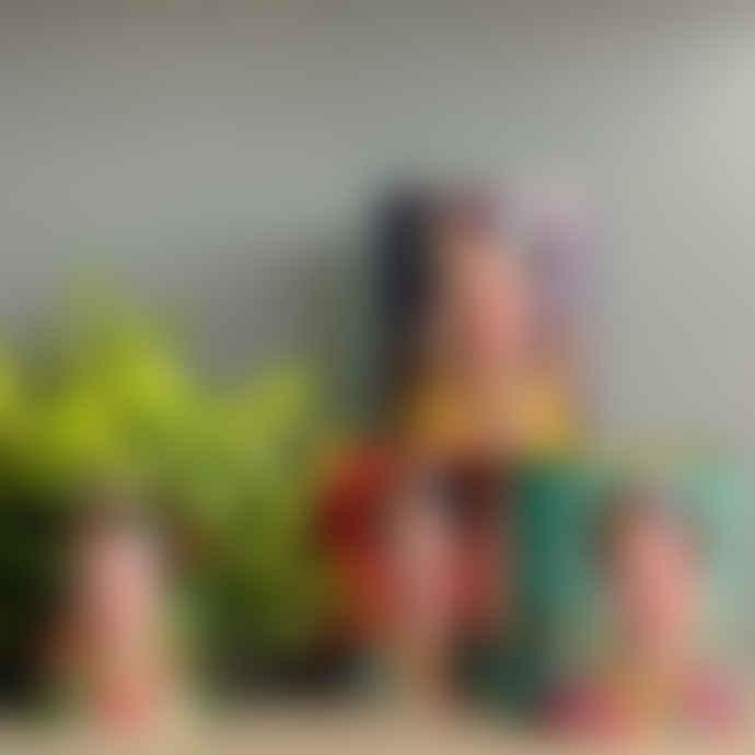 Temerity Jones Frida Kahlo Tins - Set of 2