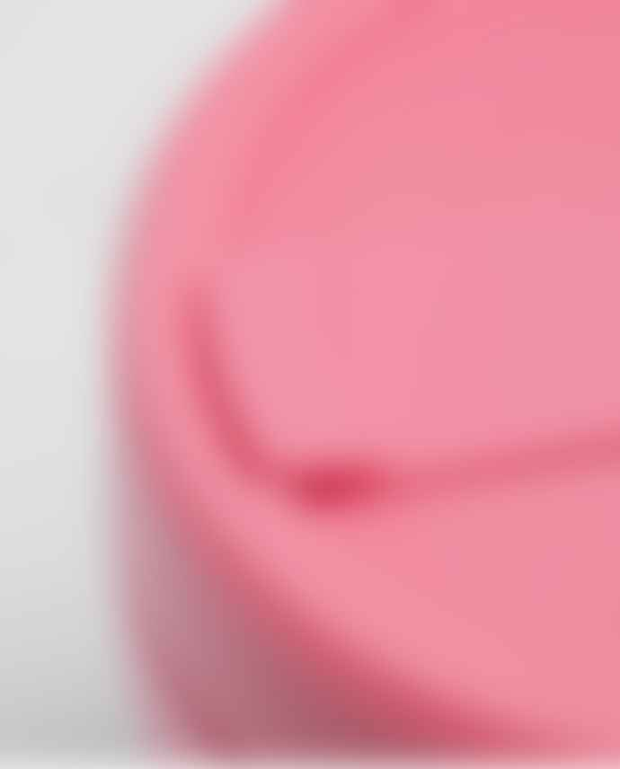 Stojo Peony Pink Silicone Collapsible Coffee Cup