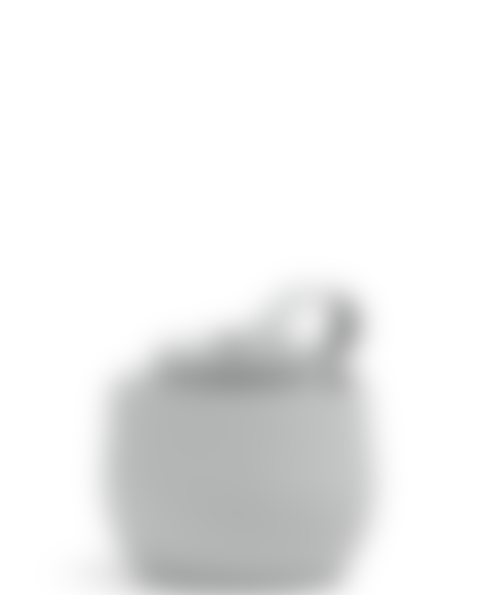 Stojo Cashmere Grey Silicone Collapsible Bottle