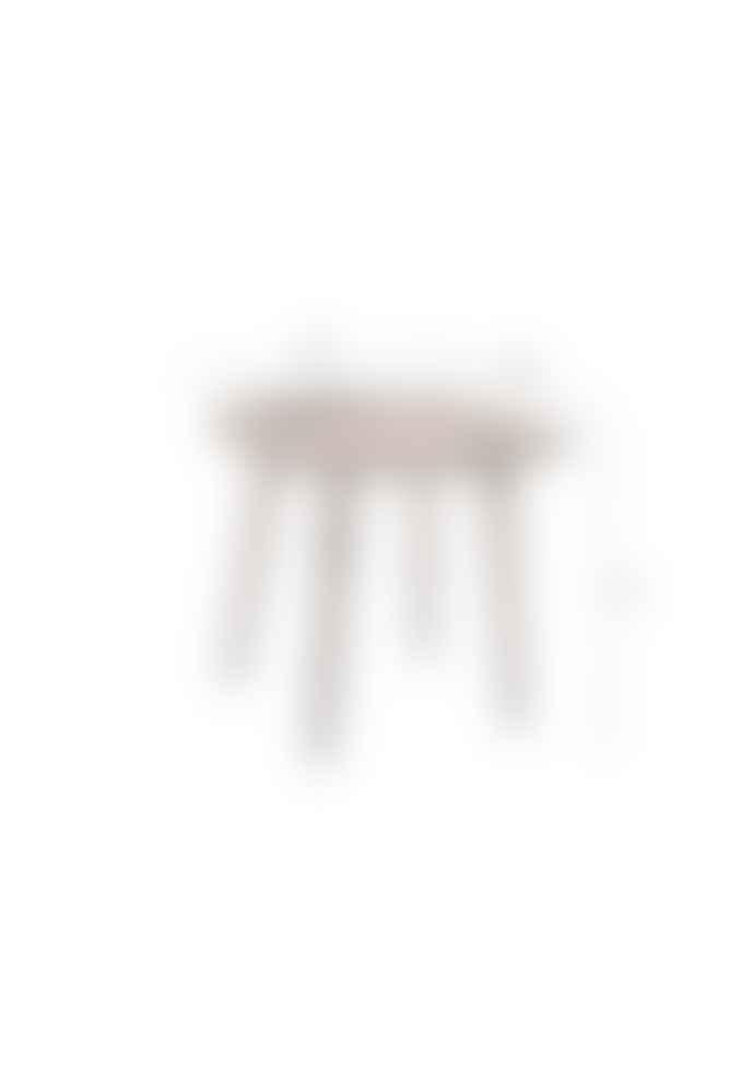 Dutchbone Brass Side Table Abbas