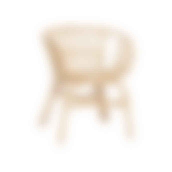 Hubsch Natural Rattan Chair