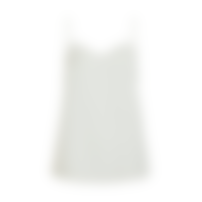 Vila Vicava Lace Singlet White