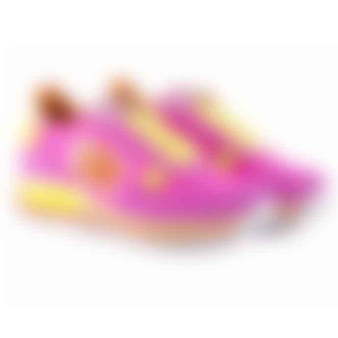 Atlantic Stars Shaka Fluoro Pink Shoes