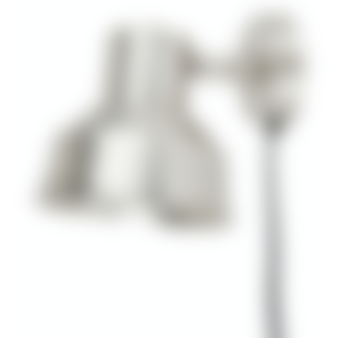 Ib Laursen Wall Lamp Ant. Silver