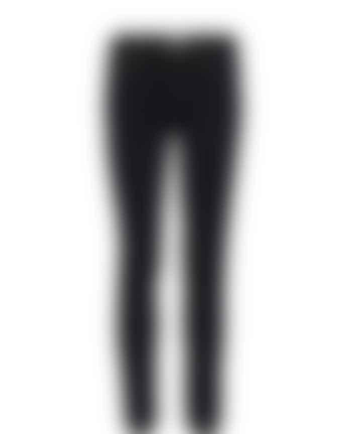 Mos Mosh Dark Blue Victoria 7 8 Silk Touch Jeans