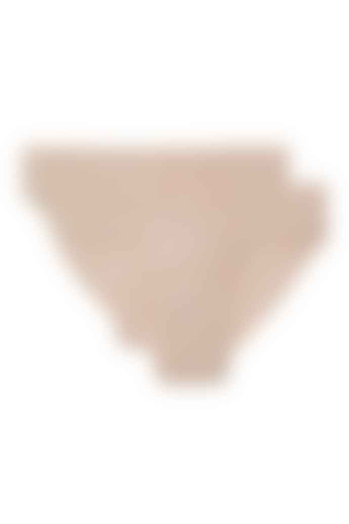 Organic Basics Invisible Cheeky Briefs 2 Pack Rose Nude