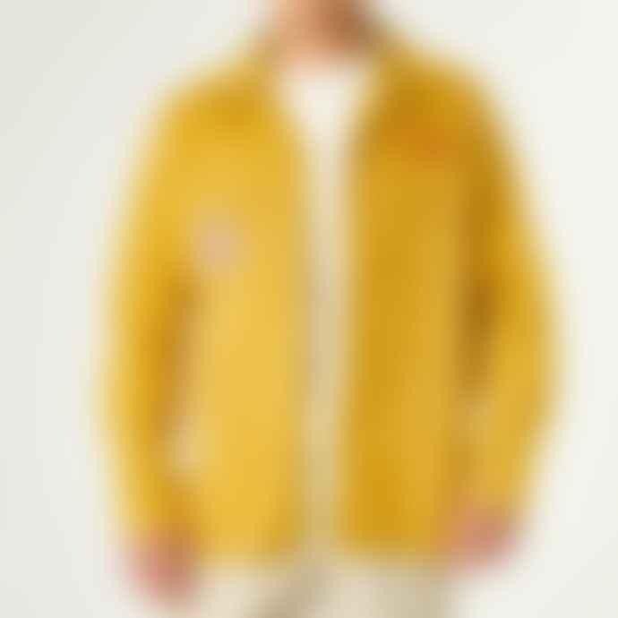 Deus Ex Machina Sea Squalor Shirt Mimosa Gold