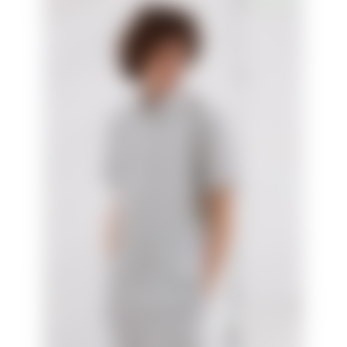 Libertine-Libertine White Cemetery Short Sleeve Shirt