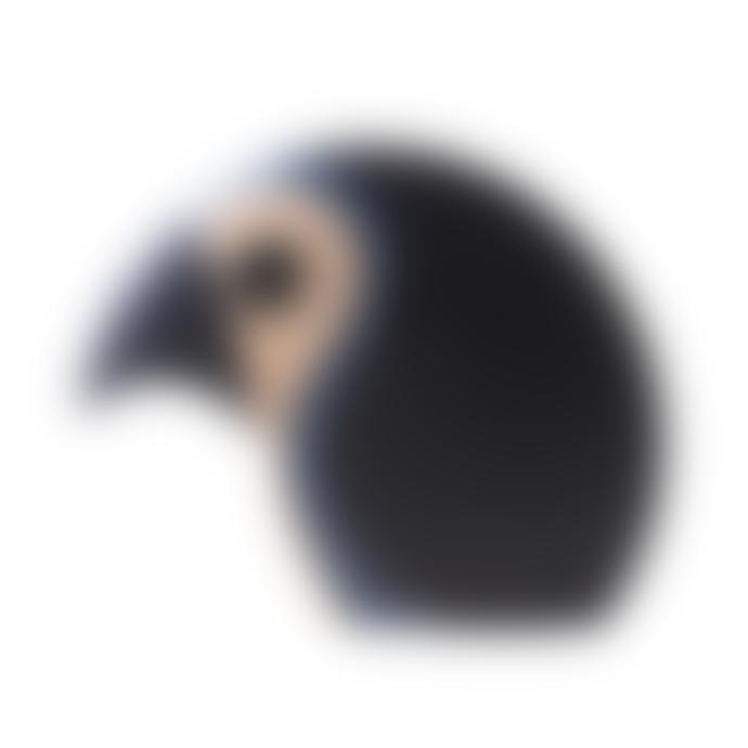 Architectmade Large Grey Discus - Wooden Bird