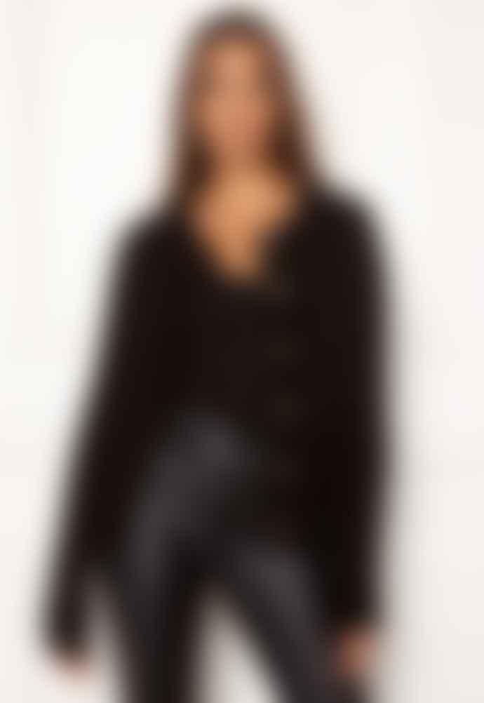 Selected Femme Black 'Sia' Cardigan