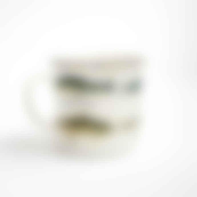 Gift Republic Multi Fish Enamel Mug