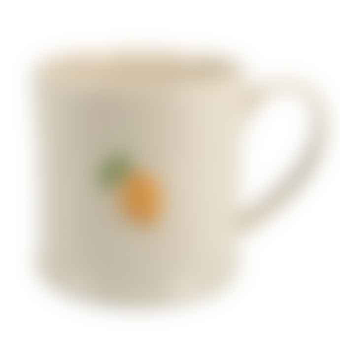 Gisela Graham Lemon Ceramic Mug