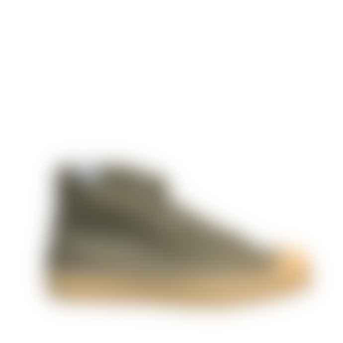 Novesta Star Dribble Military Transparent Shoes