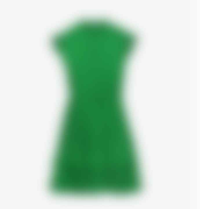 soeur Flamenco Dress Green