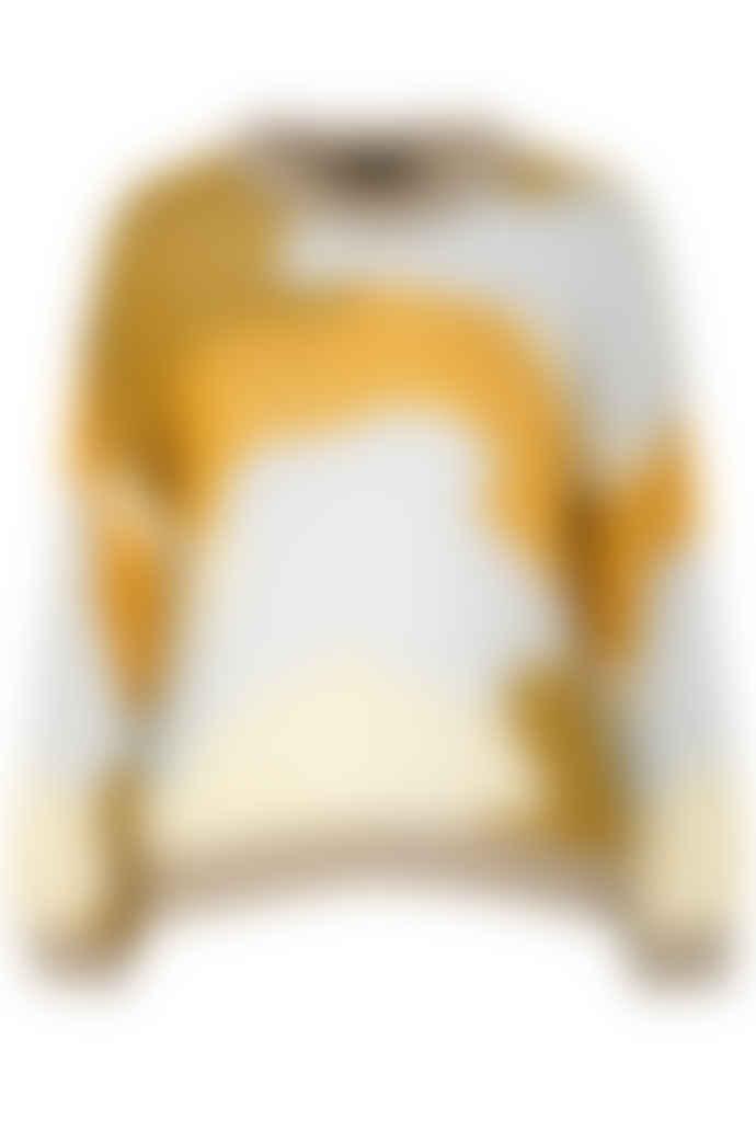 Stine Goya Sana Sweater - Camouflage Khaki
