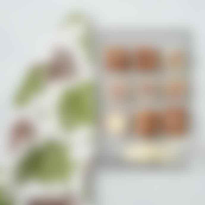 Thornback & Peel Classic Rabbit and Cabbage Print Tea Towel