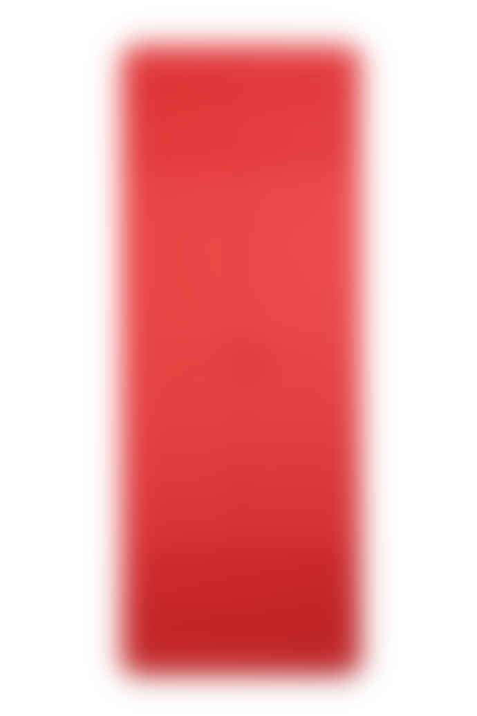 YOGI BARE Paws Natural Rubber Extreme Grip Yoga Mat Red