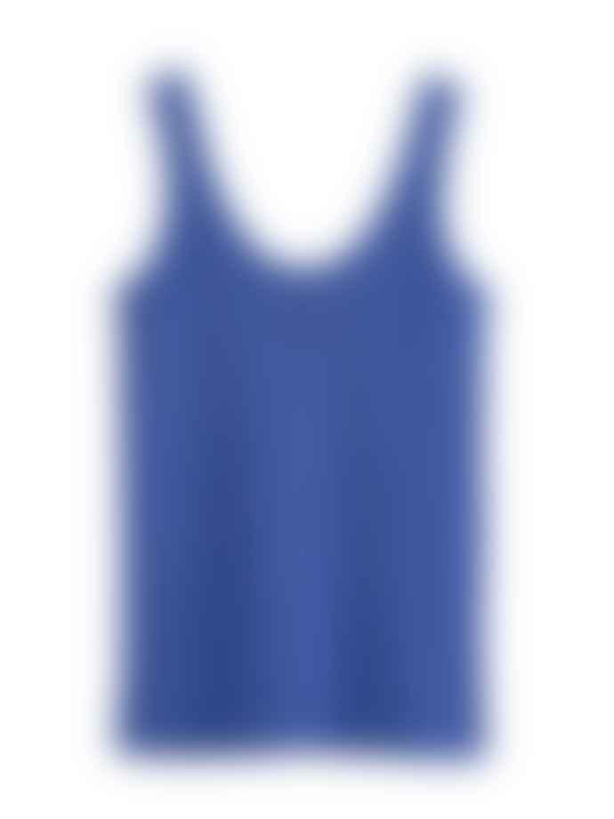 WolfWare Bessie Tank Top Blue