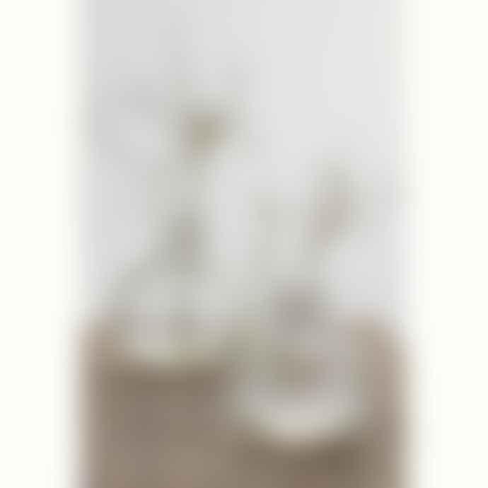 Light & Living Kodar Stone Glass Vase 16 x 19 cm