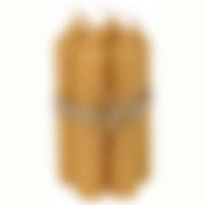 Ib Laursen Pack Of 20 Short Candles