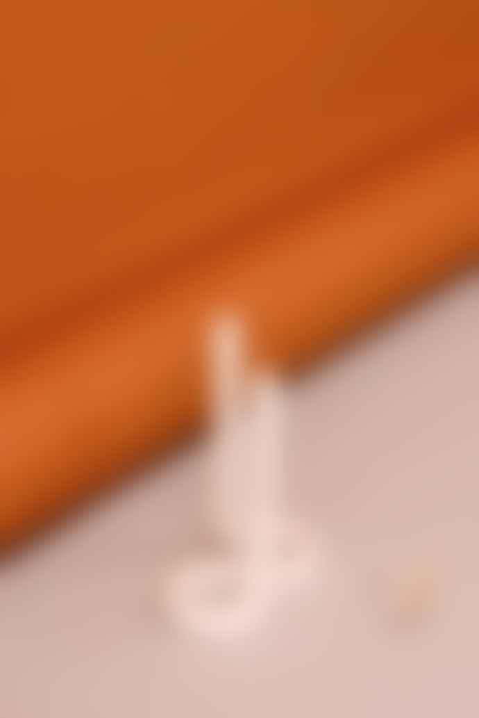 Lex Pott Twist Candle Peach
