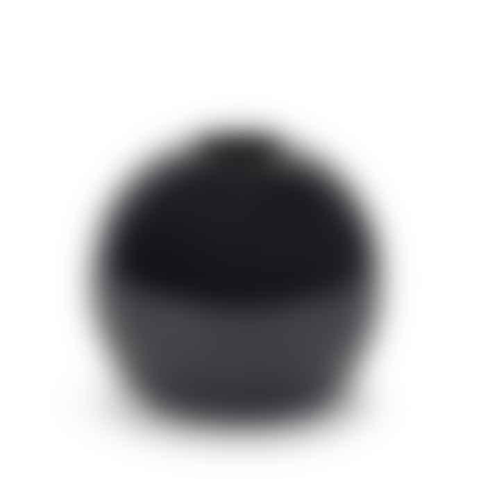 Serax Ball Vase Medium Dark Blue