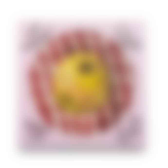 Seletti Porcelain Plate Apple