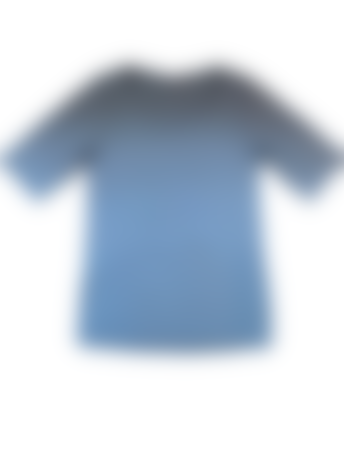 Transit J 195 T Shirt Blue Grey