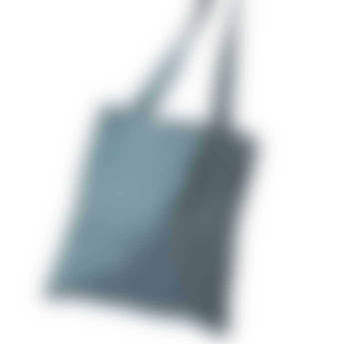 Barnbury Home Kingfisher Linen Shopper Bag