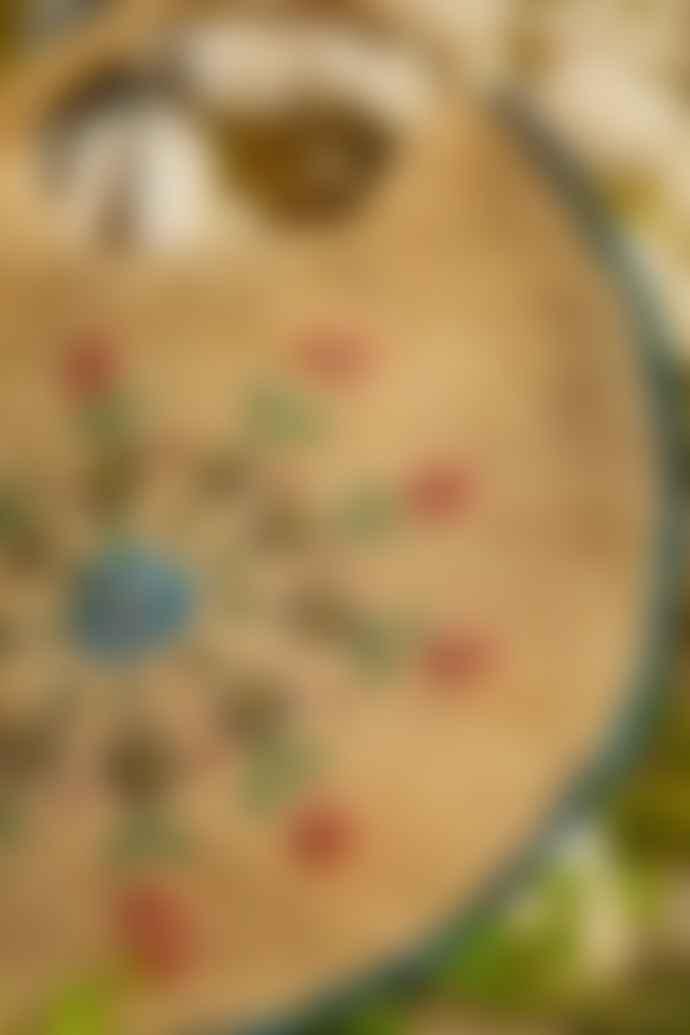 Petite Mendigote Palma Raffia Bag