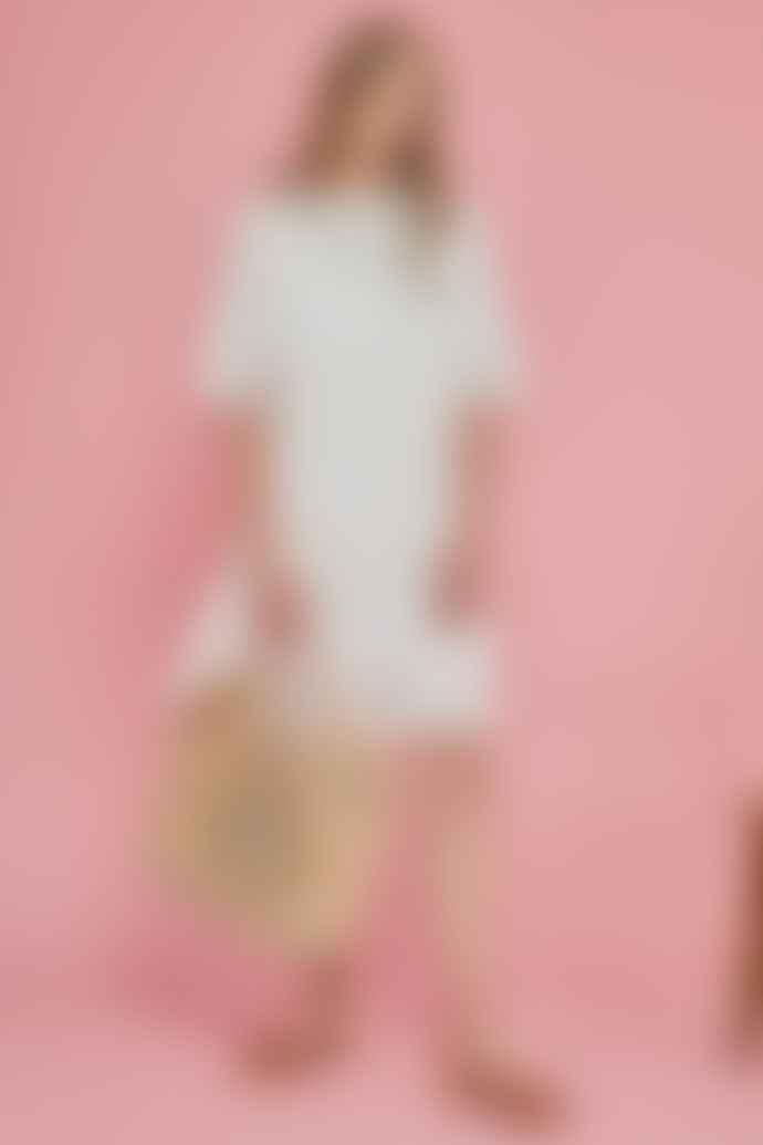 Petite Mendigote Gomera Raffia Bag