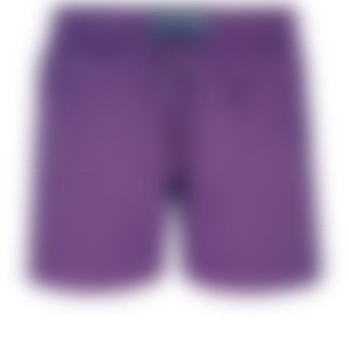Vilebrequin Moorise Superflex Round Turtle Purpura