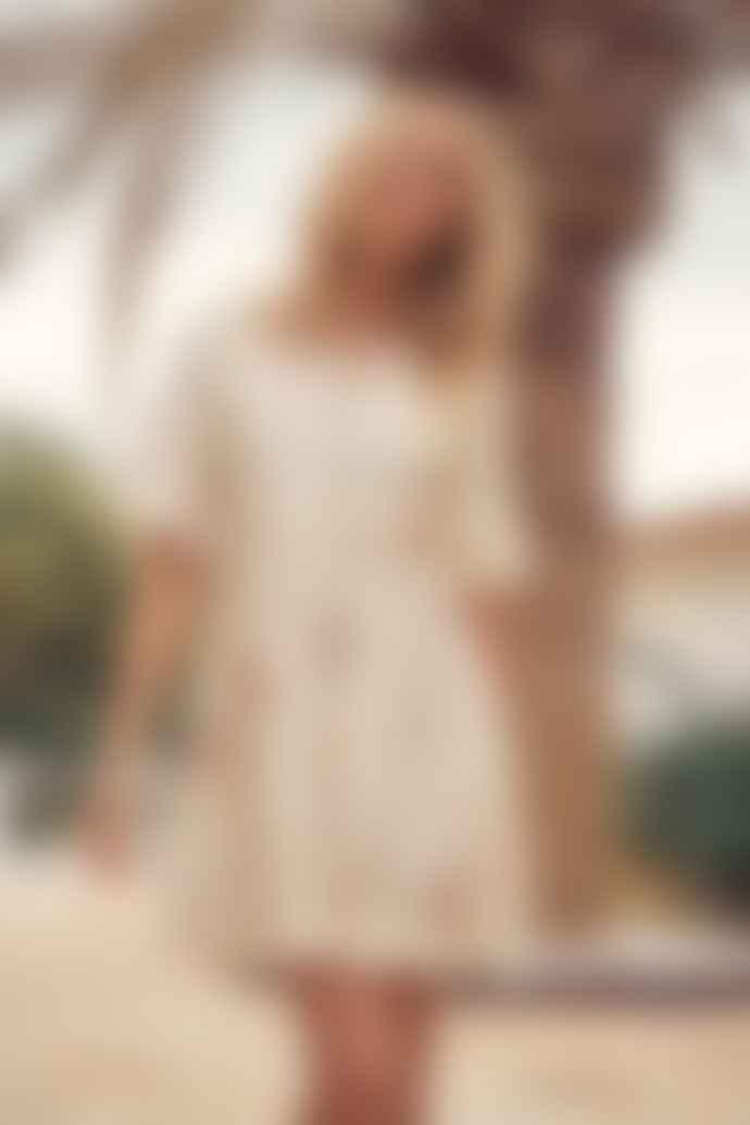 Jaase Marabella Print Eve Mini Dress