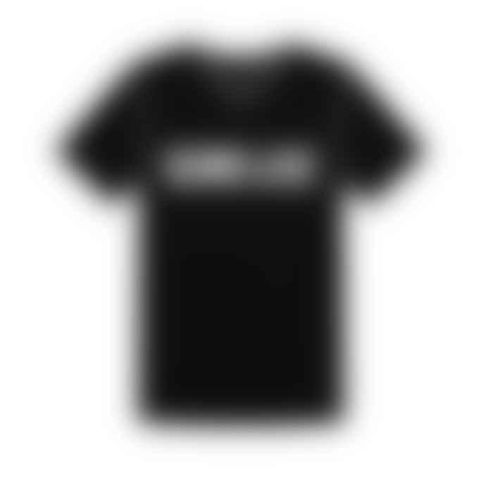Nooki & Sam Morris collab Ginsane Black T Shirt Vee Neck