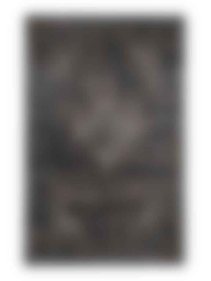 Navkar Sarouk Moody Grey Rug