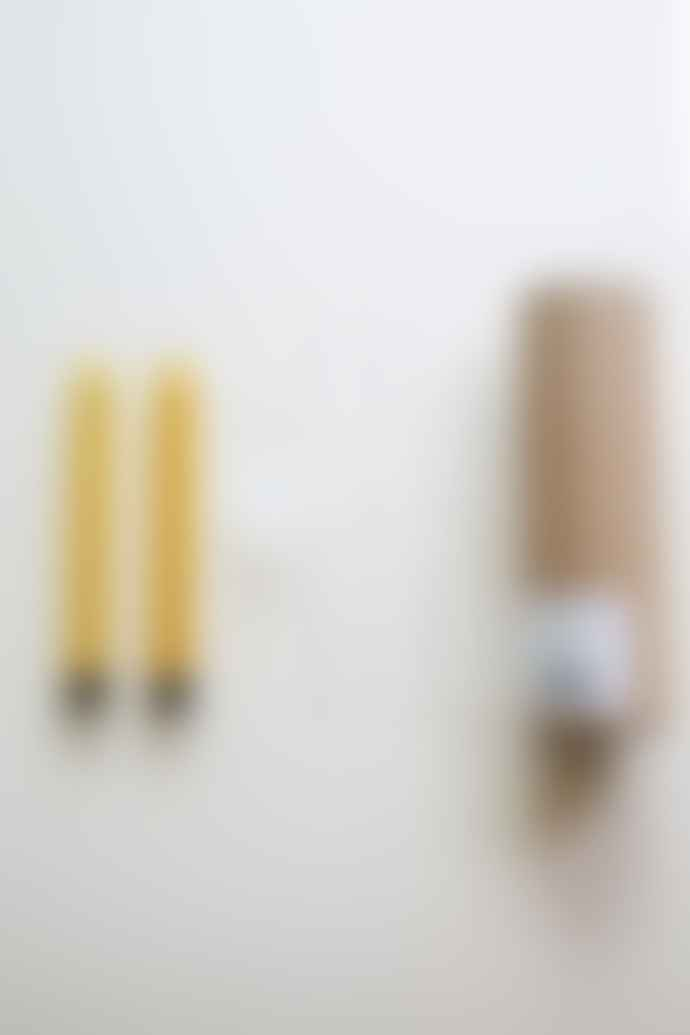 Studio About 21022 Glass Candle Oil Yellow Set 2 pcs