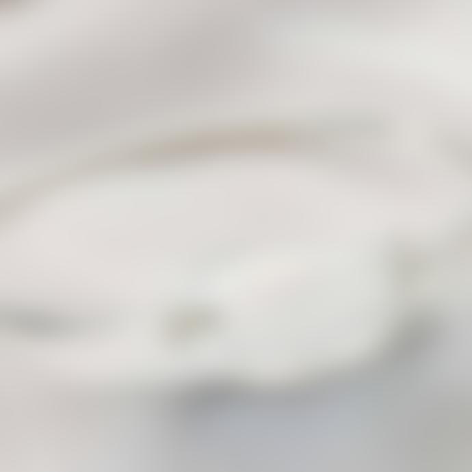 Posh Totty Designs Sterling Silver Organic Hoop Open Bangle
