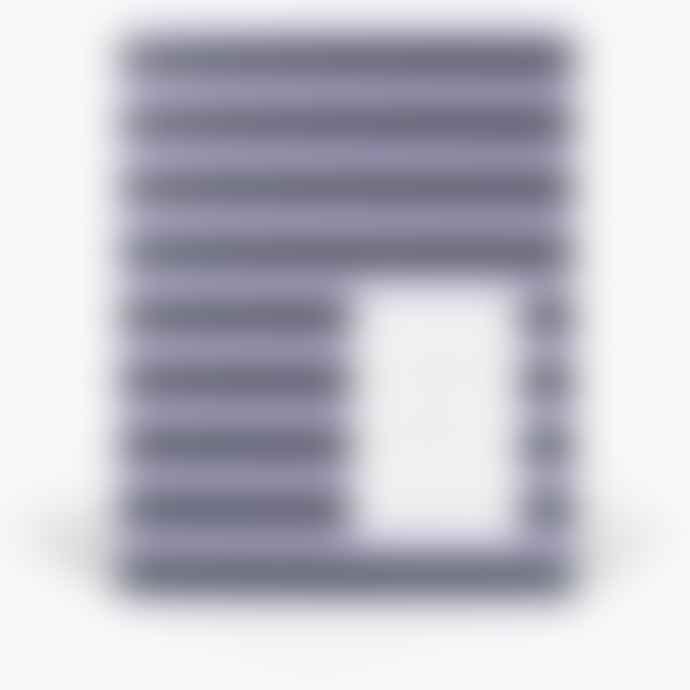 NOTEM UMA Weekly Planner Medium Striped