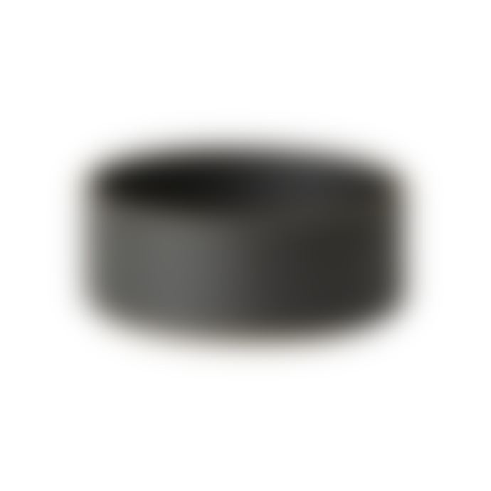 Hasami Porcelain Bowl Tall 185 x 72 mm Black