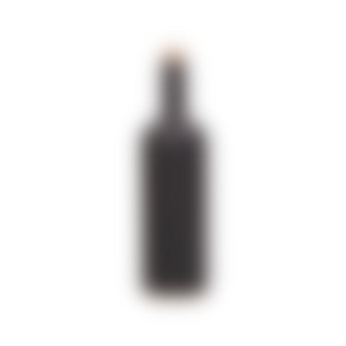 Hasami Porcelain Bottle Black
